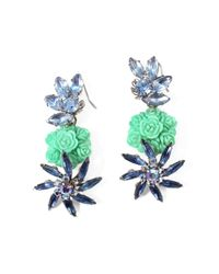 Lulu Frost | Green *new* 100 Year Earring #35 | Lyst