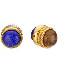 Marc By Marc Jacobs | Multicolor Cabochon Magnetic Stud Earrings | Lyst