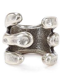 Uno De 50 | Metallic Sor-tijon Ring | Lyst