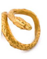Alighieri   Metallic 'la Medusa' Ring   Lyst