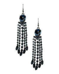 Emanuele Bicocchi - Blue Earrings - Lyst