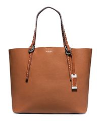 Michael Kors - Orange Rogers Large Tote Bag - Lyst