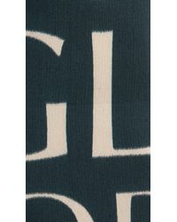 Burberry Green Book Cover Print Cotton Silk Tie for men