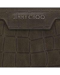 Jimmy Choo Green Derek for men
