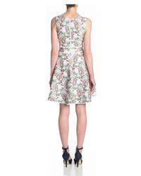 Cynthia Rowley Multicolor Bonded Party Dress