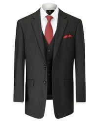 Skopes Gray Hansen Suit Jacket for men