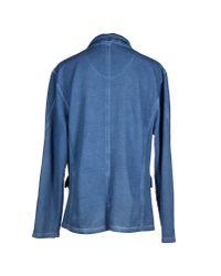 Peuterey - Blue Blazer for Men - Lyst