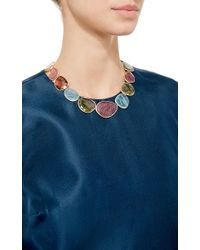 Marco Bicego Multicolor One-Of-A-Kind Mixed Tourmaline Necklace