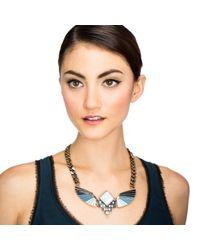 Lulu Frost | Blue Horizon Necklace | Lyst