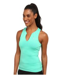 Nike | Green Dri-fit™ Pure Tank Top | Lyst