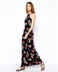 ASOS - Multicolor Maxi Dress In Cherry Print - Lyst