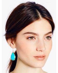 Kate Spade | Blue Day Tripper Earrings | Lyst