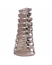 Vince Camuto Natural Troy Gladiator T-strap Sandals