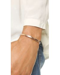 Monica Vinader - Natural Fiji Friendship Bracelet - Lyst