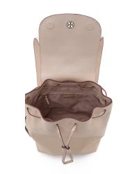 Tory Burch - Natural Brody Backpack - Bark - Lyst