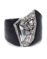 Alexis Bittar | Black Fancy Shattered Hinge Bracelet You Might Also Like | Lyst