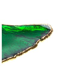 Aurelie Bidermann | Green Ginkgo Earrings | Lyst