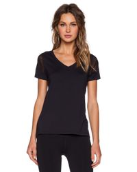 Splits59 - Black Estelle Performance Tee - Lyst