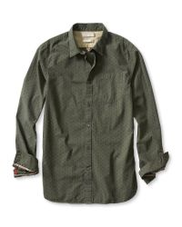 Banana Republic | Green Heritage Fleur De Lis Shirt for Men | Lyst