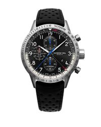 Raymond Weil | Metallic 7754tic05209 Freelancer Black Dial Automatic Chronograph for Men | Lyst
