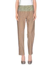 Nolita Brown Casual Pants