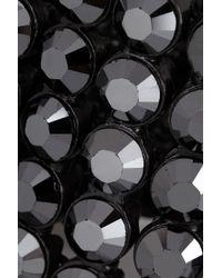 Philippe Audibert   Marilyne Blackened Swarovski Crystal Bracelets   Lyst