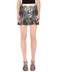 Giambattista Valli - Gray Shorts - Lyst