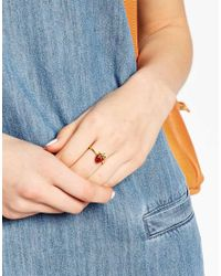 Bill Skinner - Metallic Mini Strawberry Ring - Lyst
