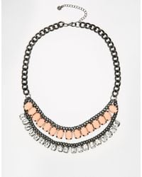 Pieces Metallic Lakia Necklace