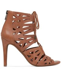 Jessica Simpson - Brown Emerita Gladiator Dress Sandals - Lyst