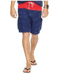 Polo Ralph Lauren | Blue Relaxed-fit Nautical Cargo Short for Men | Lyst