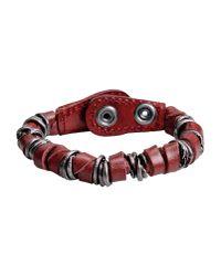 Replay Red Bracelet