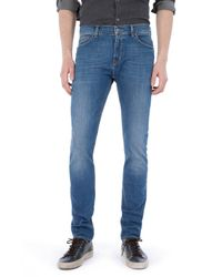 7 For All Mankind - Blue Ronnie Los Angeles Mid Used for Men - Lyst