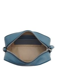 Mulberry - Blue Blossom Perforated Nappa Shoulder Bag - Lyst