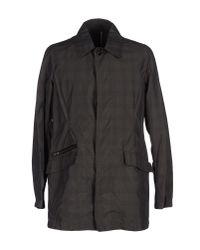 Allegri   Gray Full-length Jacket for Men   Lyst