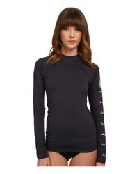 Rip Curl | Gray Dawn Patrol Long Sleeve | Lyst
