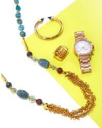 Vita Fede | Metallic Luciano Lapis Cono Cuff Bracelet | Lyst