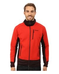 Patagonia | Red Dual Aspect Hoody for Men | Lyst