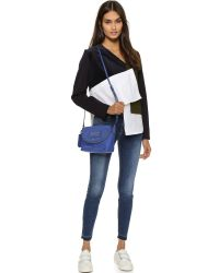 Marc By Marc Jacobs | Preppy Legend Mini Natasha Bag - True Blue | Lyst