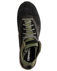 Converse Black Men'S Malden Arctic Casual Sneakers From Finish Line for men