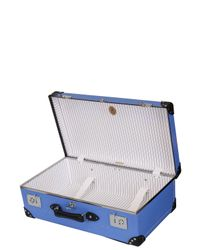 """Globe-Trotter - Blue 21"""" Cruise Centenary Special Ed Trolley for Men - Lyst"""