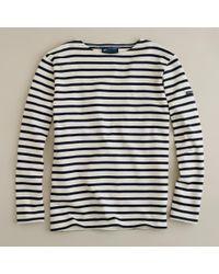 Saint James   White Unisex Meridien Ii Nautical T-shirt for Men   Lyst