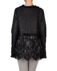Ermanno Scervino | Black Jacket | Lyst