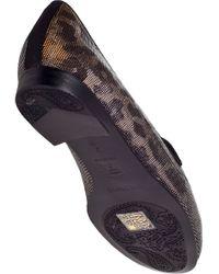 Jon Josef - Multicolor Gatsby Loafer Metallic Leopard Fabric - Lyst