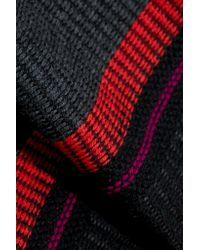 Proenza Schouler Black Wool And Cashmere-blend Turtleneck Tunic