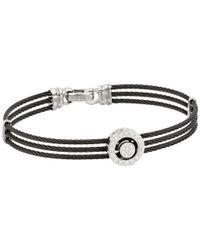 Alor - Black Bracelet - Noir - 04-52-0352-11 - Lyst