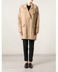 Marni Natural Oversized Coat