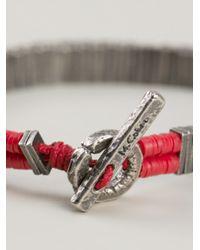 M. Cohen - Metallic Stacked Bracelet for Men - Lyst
