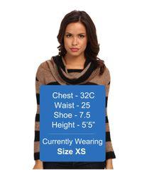 Free People - Black Lulu Cowl Sweater - Lyst