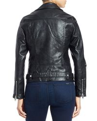 Blank - Black Jacket - Lyst